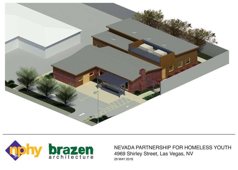 Update on the Nevada Partnership for Homeless Youth project