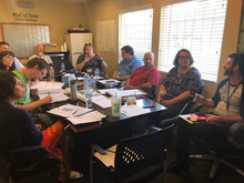 Nevada Partnership for Homeless Youth Design Charrette 7.13.18