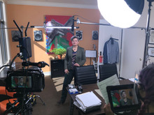 AIA Video Shoot