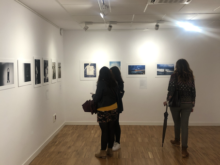 "Exposición colectiva ""tu contexto 2020. Poesía visual"""