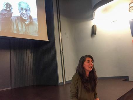 María de las Casas nos habla de Robert Frank