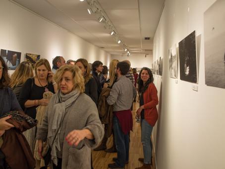 """Inauguración Exposición colectiva de Navidad """"El Camino"""""""