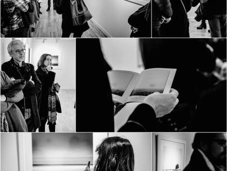 """Visita guiada exposición """"Synthesis"""" de Ana Junko"""