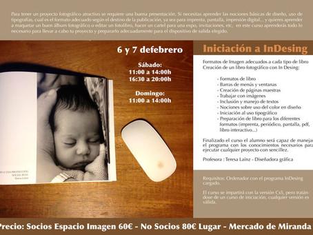 Iniciación a InDesing - Teresa Laínz