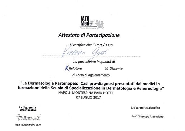 20 La dermatologia partenopea. Napoli -