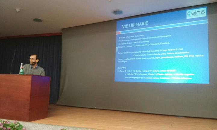 Docente AIMS - Accademia Italiana Medici Specializzandi