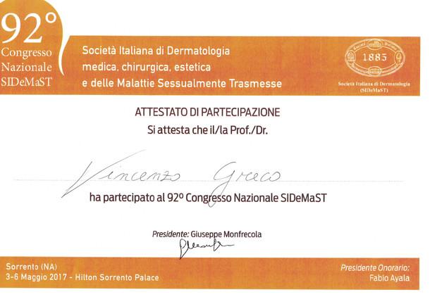 16 2017 5 - 92 congresso nazionale SIDeM