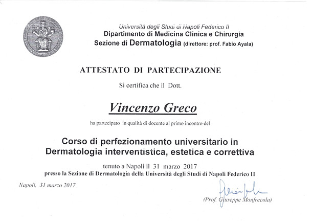 6 2017 4 - Corso di perfezionamento univ