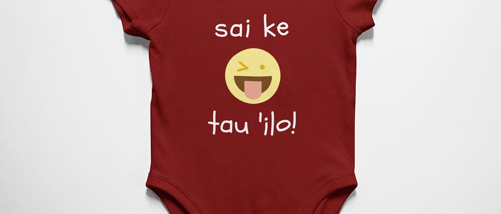 Sai ke tau 'ilo! (Good to know!) Tongan