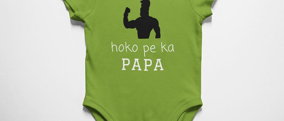 Hoko pe ka Papa (Strong just like Papa) Tongan