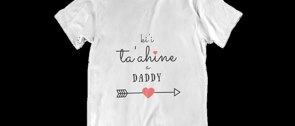 Ki'i ta'ahine a Daddy (Daddy's little girl)