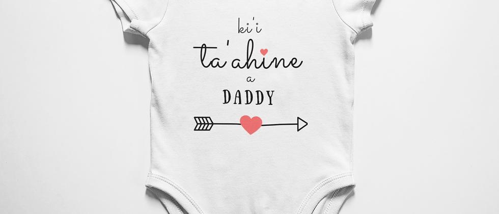 Ki'i ta'ahine a Daddy (Daddy's little girl) Tongan