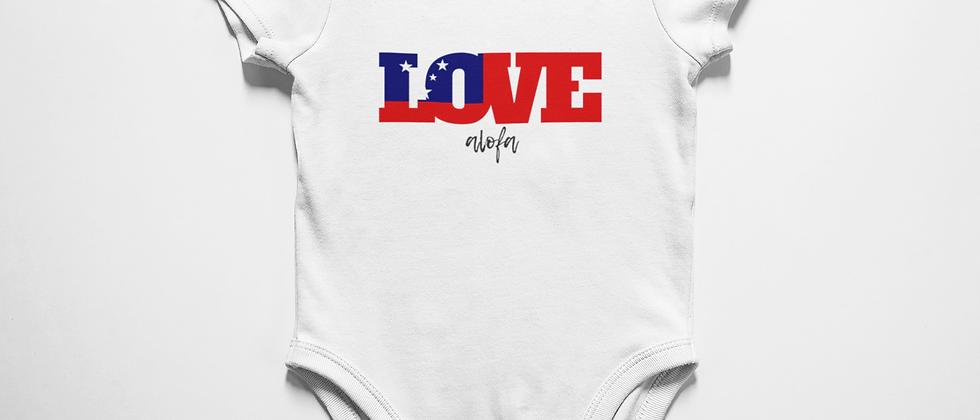Alofa (Love) - Samoan