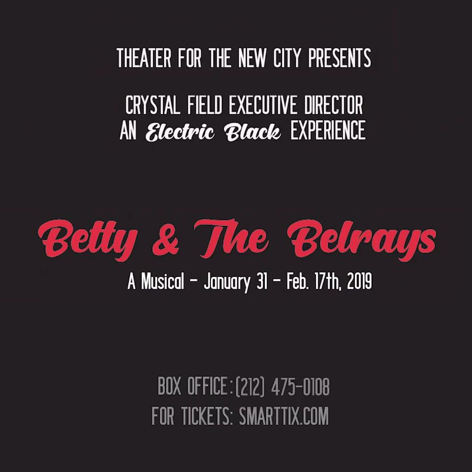 Betty & The Belrays Teaser