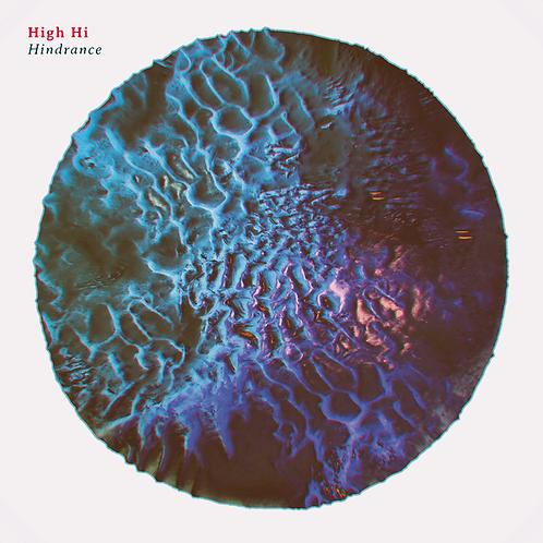 High Hi - Hindrance (LP - Blue Vinyl)