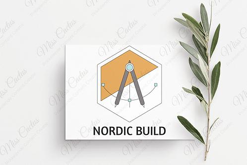 Nodic Build Logo