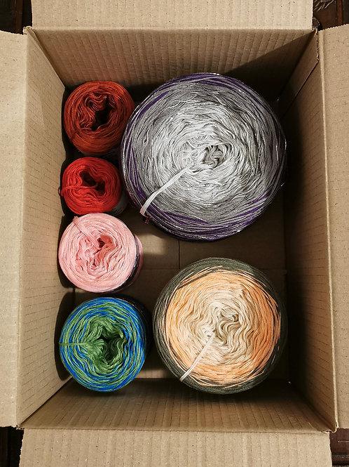 Yarn Cake 'Odd Box Bundle' 1