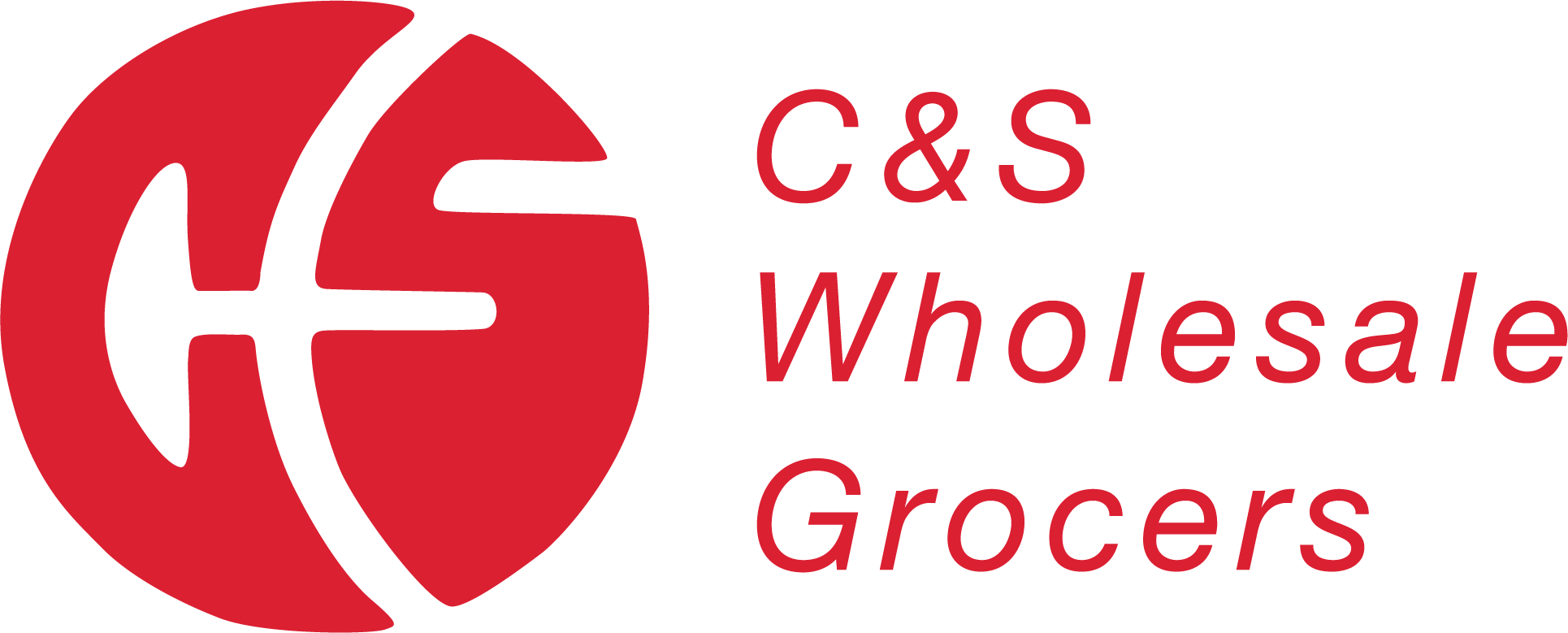 C&S  logo_red_cmyk_3 lines_Pantone 1797.