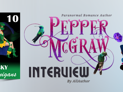 Interview with AllAuthor!