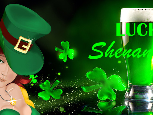 Lucky Shenanigans is here!