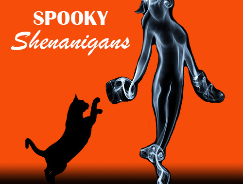 It's all kinds of spooky, Shenanigans style!