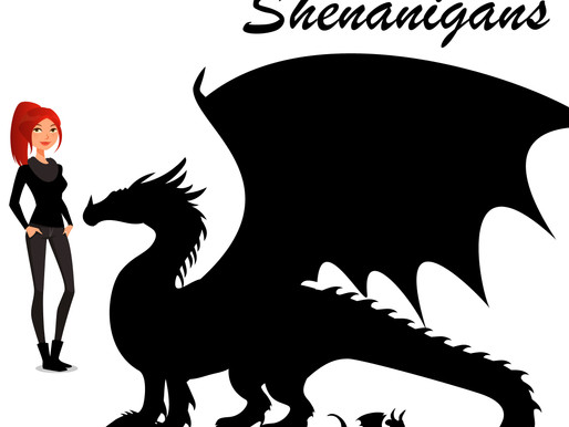 Dragon Shenanigans is here!