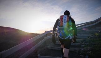 Clip Trail des Pyramides Noires 2015