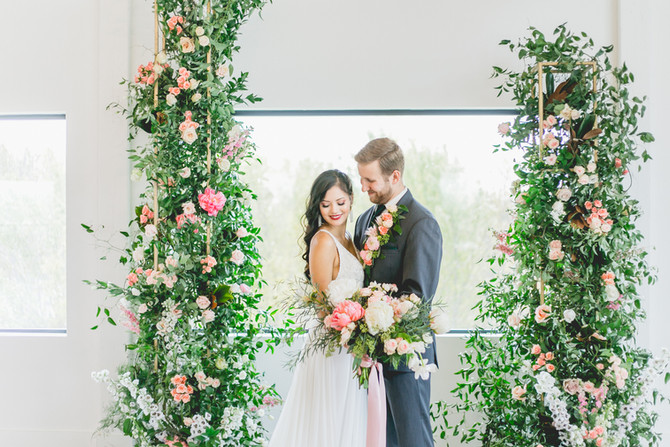 Emerald Hills Wedding   Emeralds & Golds Editorial   Promise City, Iowa
