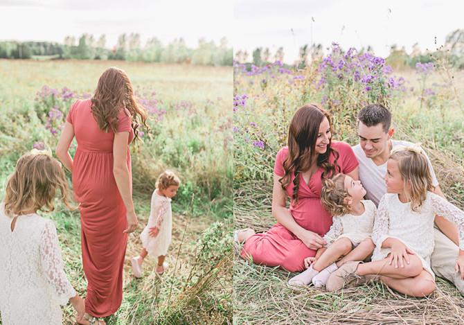Alisha's Fall Maternity Session   Fonferek Glen   Green Bay, WI