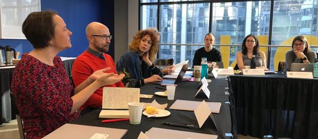 EPI Hosts Participatory Numbers Workshop at ISA 2019