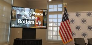 Everyday Peace Indicators Celebrates the Launch of Pamina Firchow's New Book