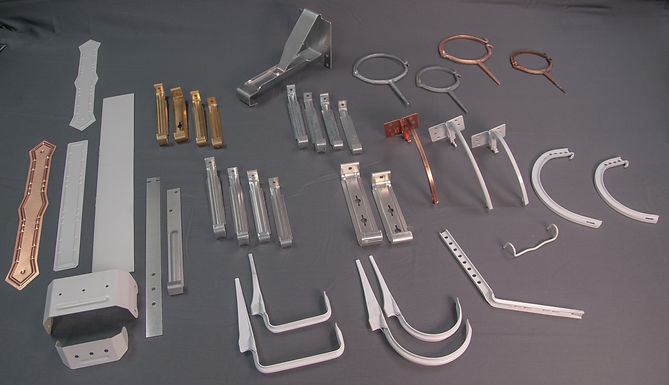 Hangers, Straps, and Brackets