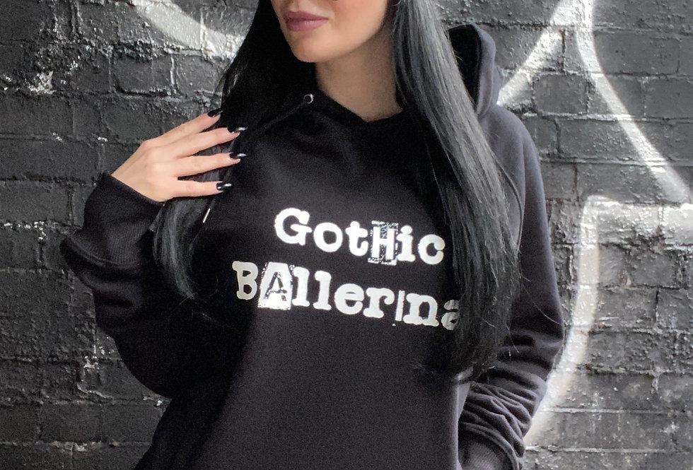 Gothic Ballerina UNISEX Hoodie