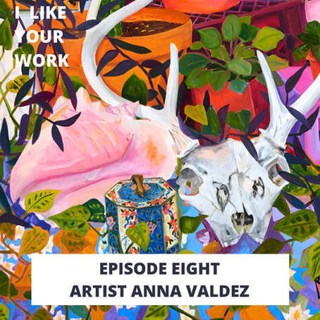 Painter Anna Valdez: The Presence of Painting