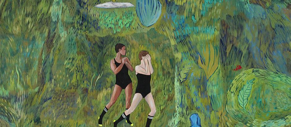 Artist Anne Buckwalter