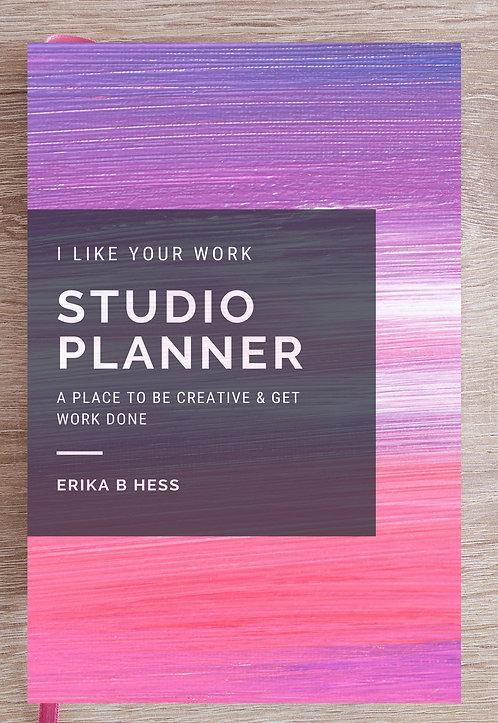 Printable Studio Planner