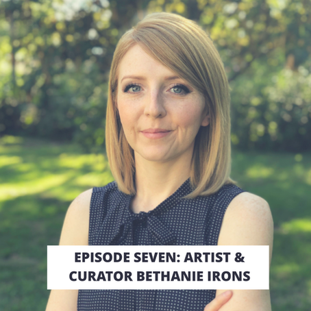 Artist and Curator Bethanie Irons