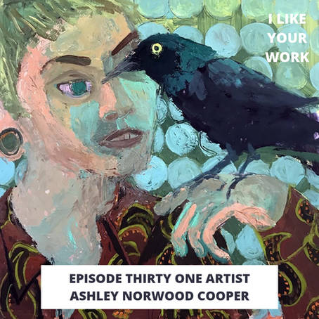 Artist Ashley Norwood Cooper-The Humanity of Being an Artist