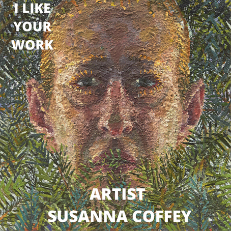 Artist Susanna Coffey: Painting Identity, Teaching Experiences, & Supporting Artists