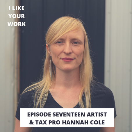 Eps 17 Aritst & Tax Pro Hannah Cole