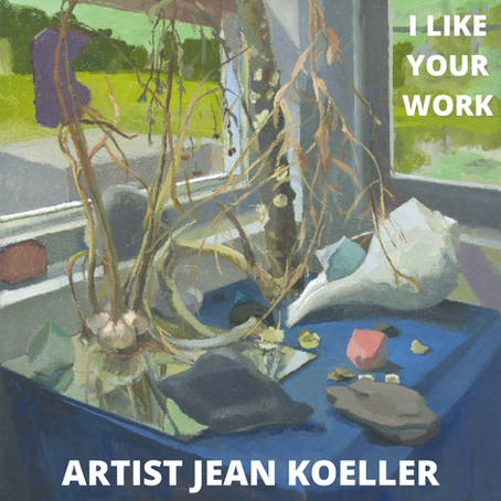 Artist Jean Koeller: Painting Between Observation, Memory, and Invention
