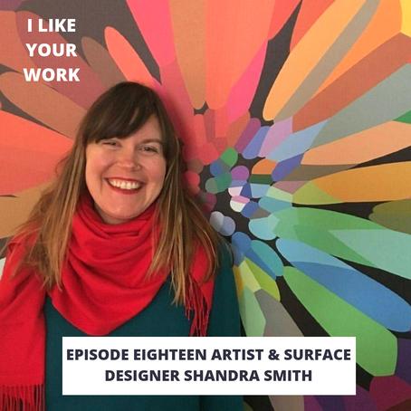 Artist & Surface Designer Shandra Smith