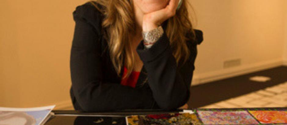 Eps 15: Curator Kate McNamara