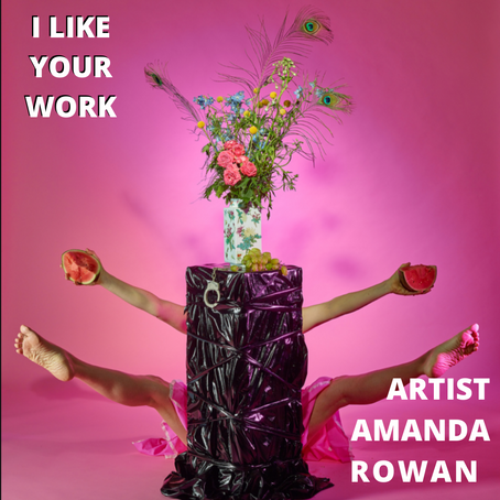 Seducing the Self: Power, Vulnerability, and Humor in the Work of Photographer Amanda Rowan