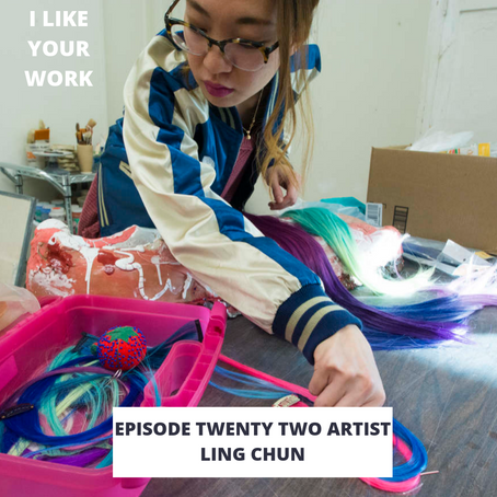 Eps 22: Artist Ling Chun-Exploring a Shifting Cultural Identity Through Ceramics
