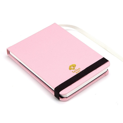 Pink Watercolor Sketchbook