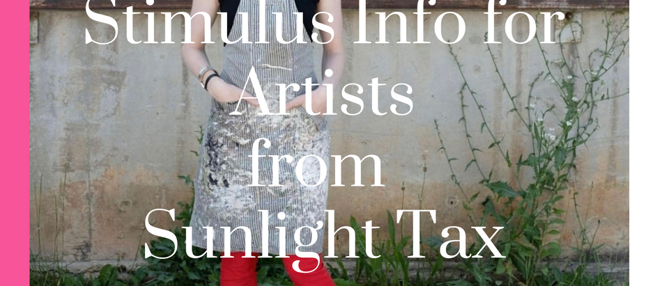 Stimulus Info for Artists