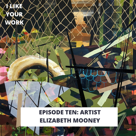 Artist Elizabeth Mooney: Creating Space & Responding to Location