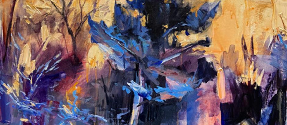 Artist Julie Himel