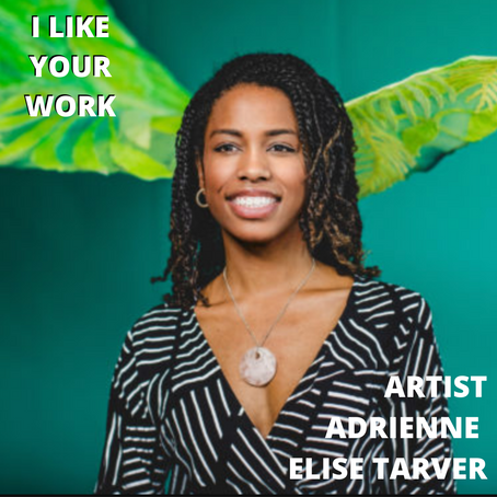Artistic Success Through Balancing Art Making and Organization: Adrienne Elise Tarver